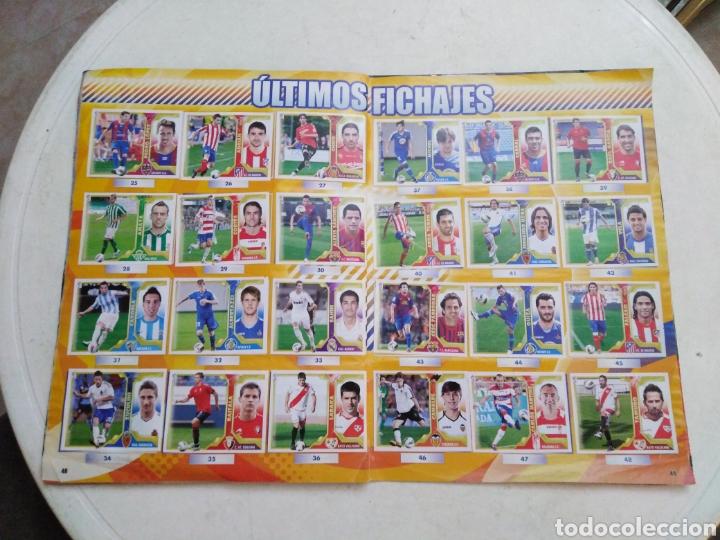 Coleccionismo deportivo: Álbum incompleto liga 2011-2012 ( faltan muy pocos cromos ) - Foto 46 - 222615547