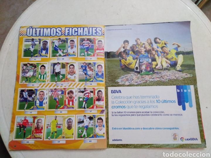 Coleccionismo deportivo: Álbum incompleto liga 2011-2012 ( faltan muy pocos cromos ) - Foto 47 - 222615547