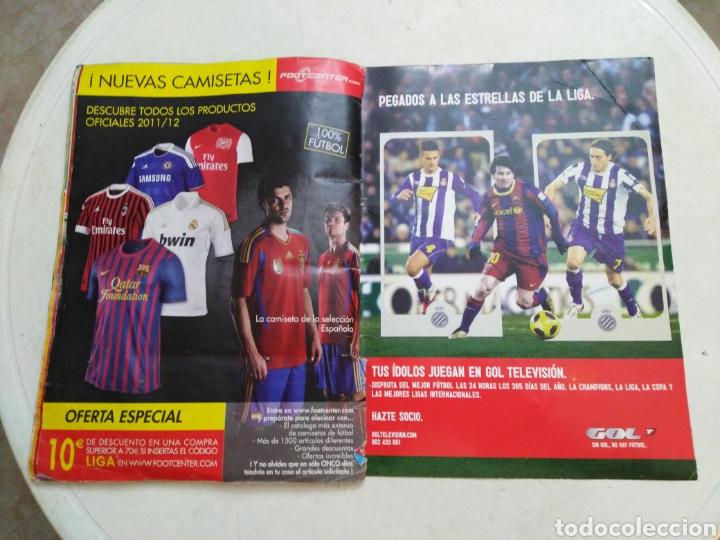 Coleccionismo deportivo: Álbum incompleto liga 2011-2012 ( faltan muy pocos cromos ) - Foto 51 - 222615547