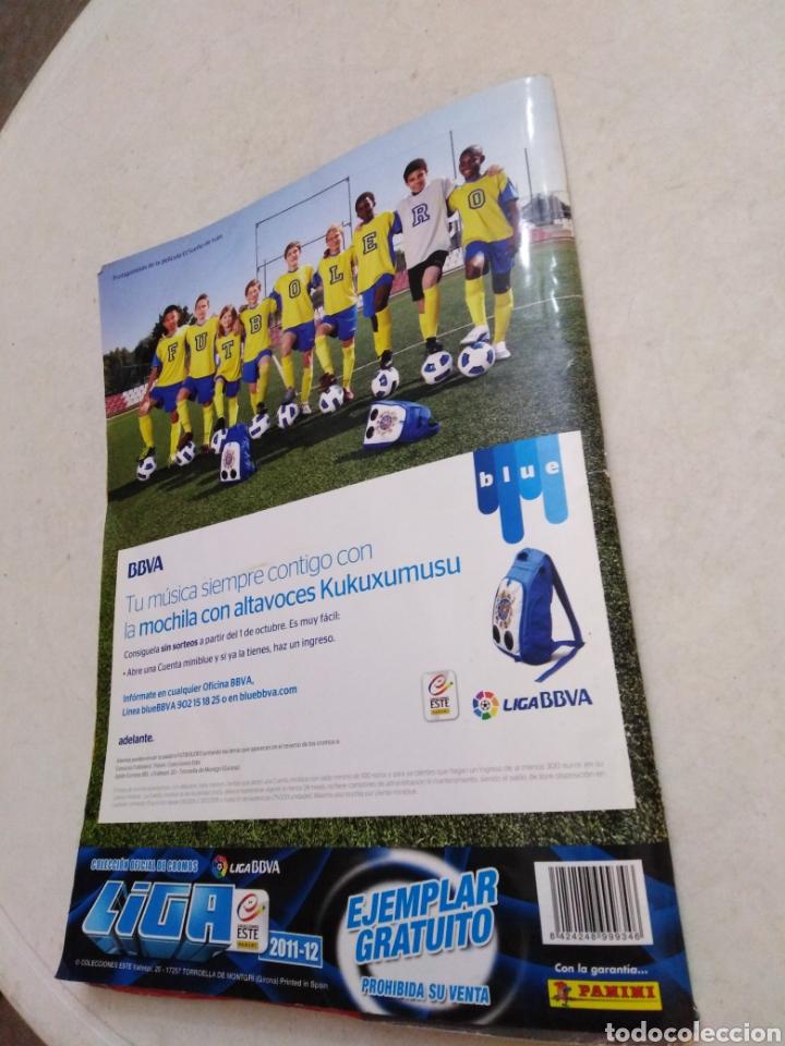 Coleccionismo deportivo: Álbum incompleto liga 2011-2012 ( faltan muy pocos cromos ) - Foto 52 - 222615547