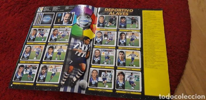 Coleccionismo deportivo: Album 98 99 1998 1999 este con serena.shustikov etc - Foto 2 - 222616196