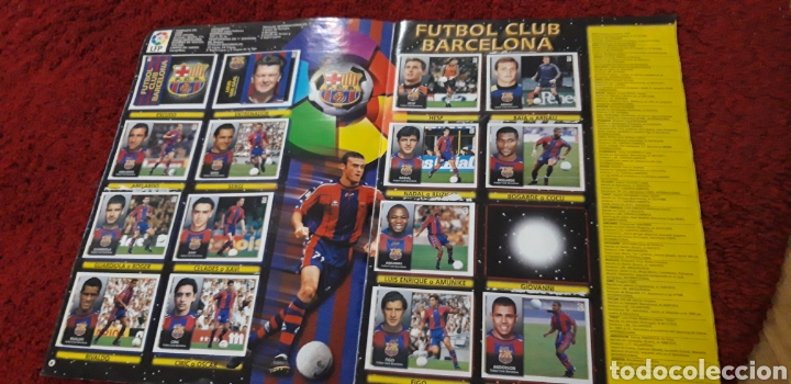 Coleccionismo deportivo: Album 98 99 1998 1999 este con serena.shustikov etc - Foto 4 - 222616196