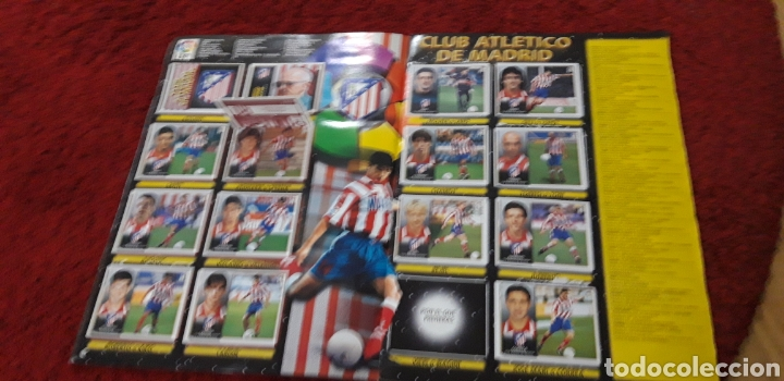 Coleccionismo deportivo: Album 98 99 1998 1999 este con serena.shustikov etc - Foto 10 - 222616196