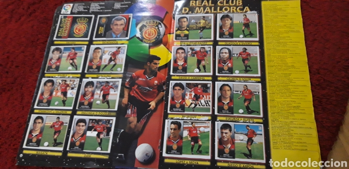 Coleccionismo deportivo: Album 98 99 1998 1999 este con serena.shustikov etc - Foto 13 - 222616196