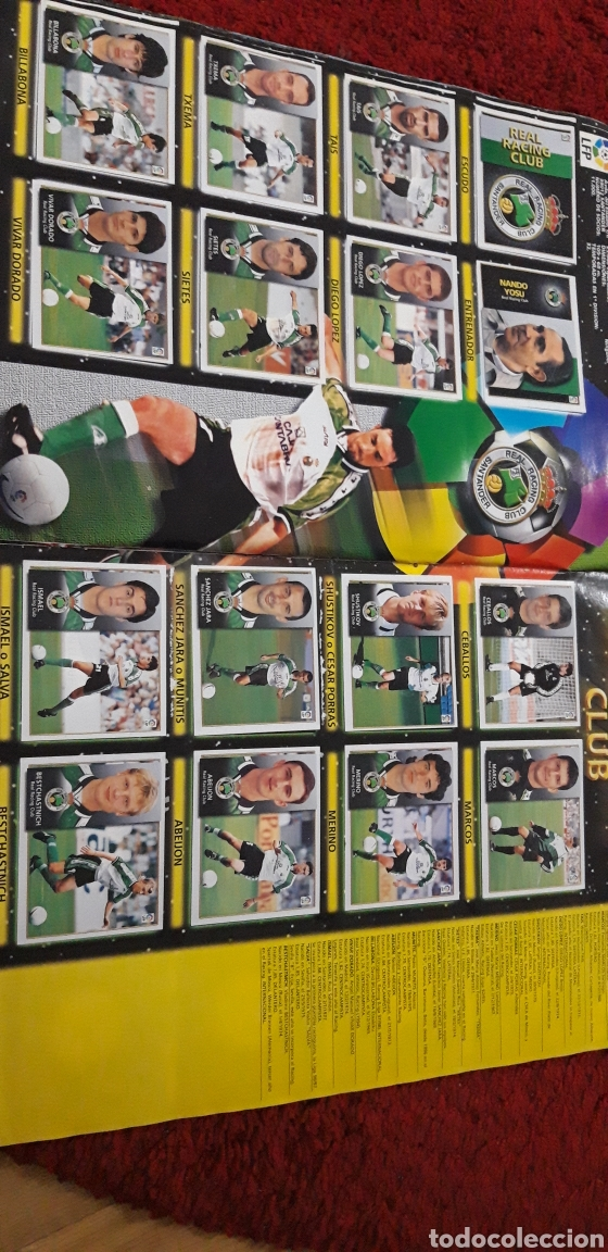 Coleccionismo deportivo: Album 98 99 1998 1999 este con serena.shustikov etc - Foto 17 - 222616196