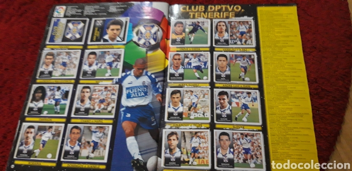 Coleccionismo deportivo: Album 98 99 1998 1999 este con serena.shustikov etc - Foto 21 - 222616196