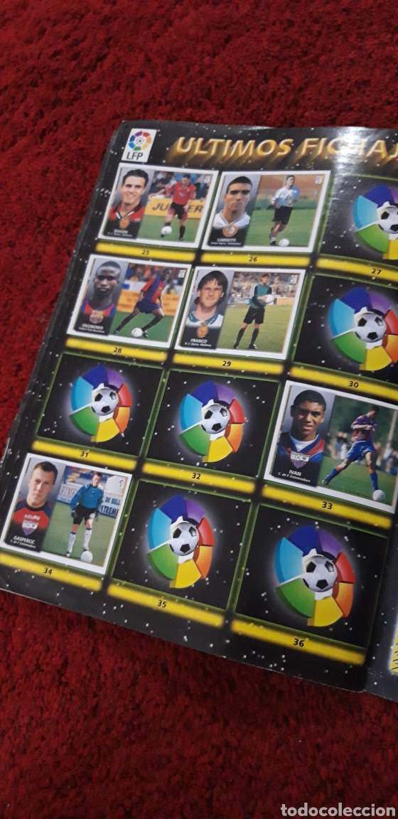 Coleccionismo deportivo: Album 98 99 1998 1999 este con serena.shustikov etc - Foto 27 - 222616196