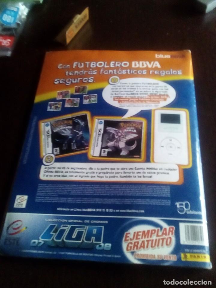 Coleccionismo deportivo: ALBUM INCOMPLETO EDICIONES ESTE 2007-08 - Foto 2 - 222654233