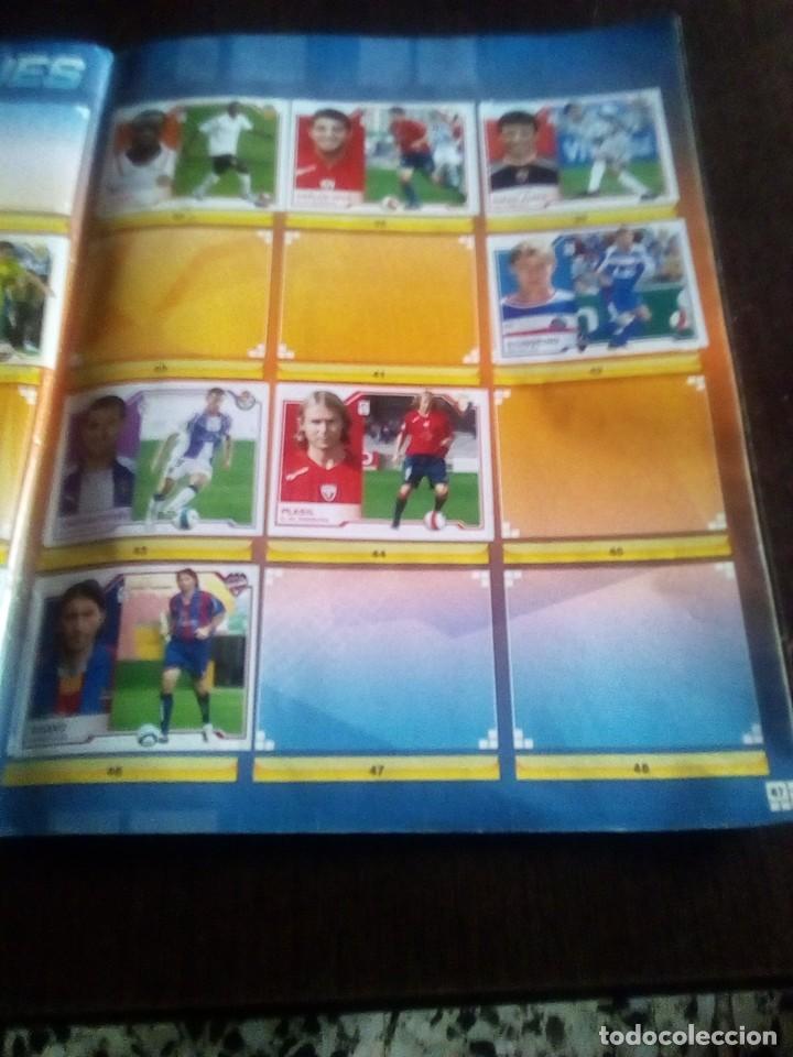 Coleccionismo deportivo: ALBUM INCOMPLETO EDICIONES ESTE 2007-08 - Foto 5 - 222654233
