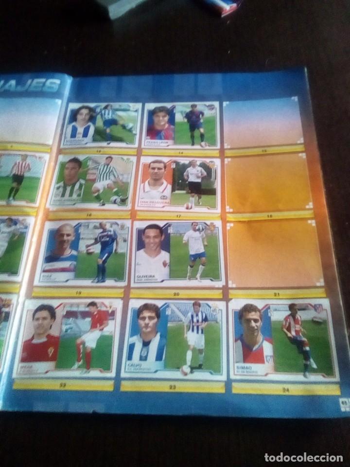 Coleccionismo deportivo: ALBUM INCOMPLETO EDICIONES ESTE 2007-08 - Foto 7 - 222654233
