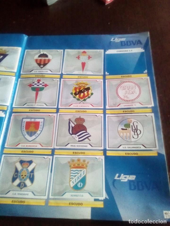Coleccionismo deportivo: ALBUM INCOMPLETO EDICIONES ESTE 2007-08 - Foto 9 - 222654233