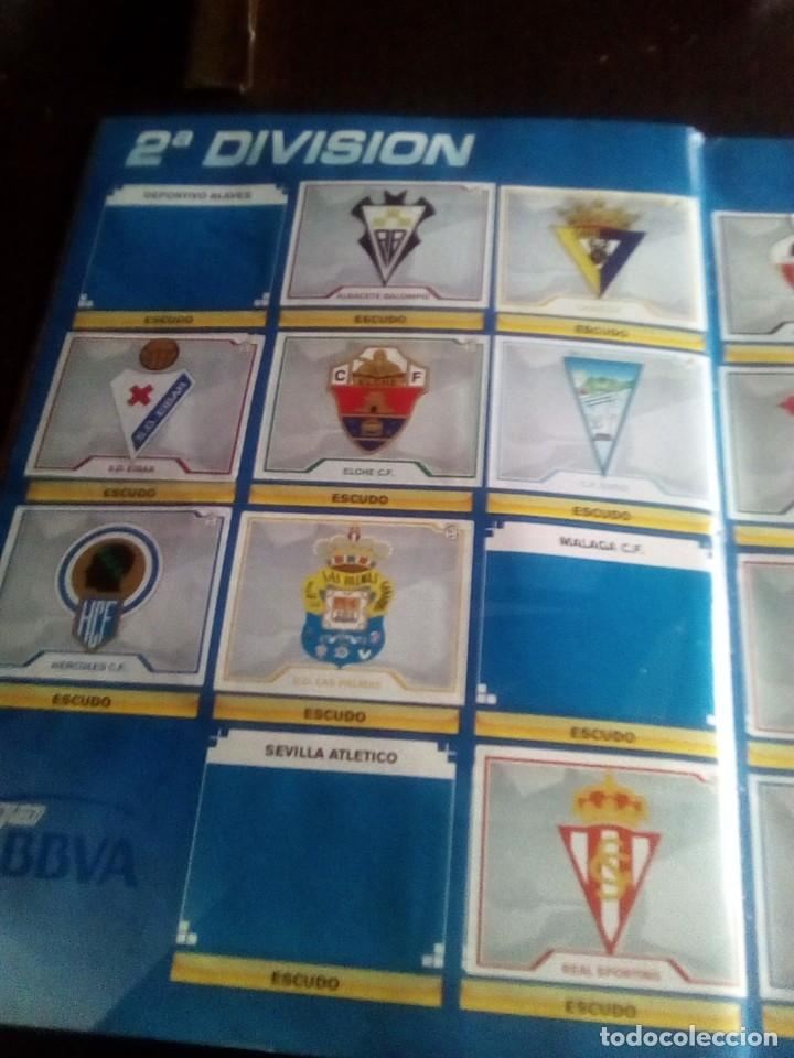 Coleccionismo deportivo: ALBUM INCOMPLETO EDICIONES ESTE 2007-08 - Foto 10 - 222654233