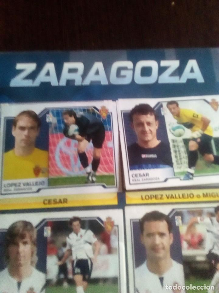 Coleccionismo deportivo: ALBUM INCOMPLETO EDICIONES ESTE 2007-08 - Foto 12 - 222654233