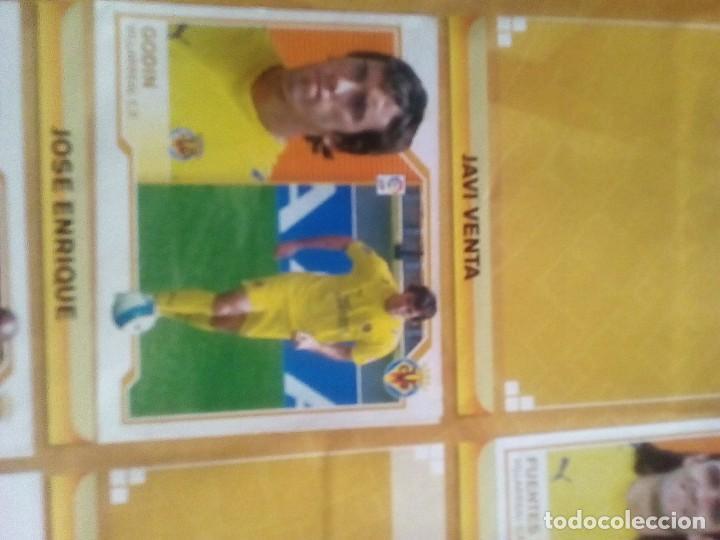 Coleccionismo deportivo: ALBUM INCOMPLETO EDICIONES ESTE 2007-08 - Foto 14 - 222654233