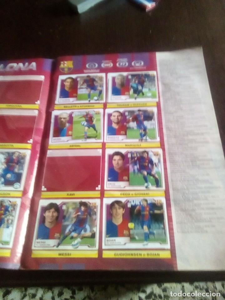 Coleccionismo deportivo: ALBUM INCOMPLETO EDICIONES ESTE 2007-08 - Foto 32 - 222654233