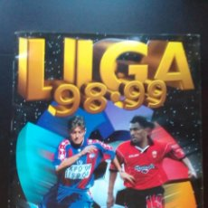 Colecionismo desportivo: LIGA 98-99. Lote 222830458