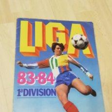 Coleccionismo deportivo: ALBUM LIGA 83 /84.. EDICIONES ESTE.. CON 5 CROMOS.. MUY BUEN ESTADO... Lote 222910401