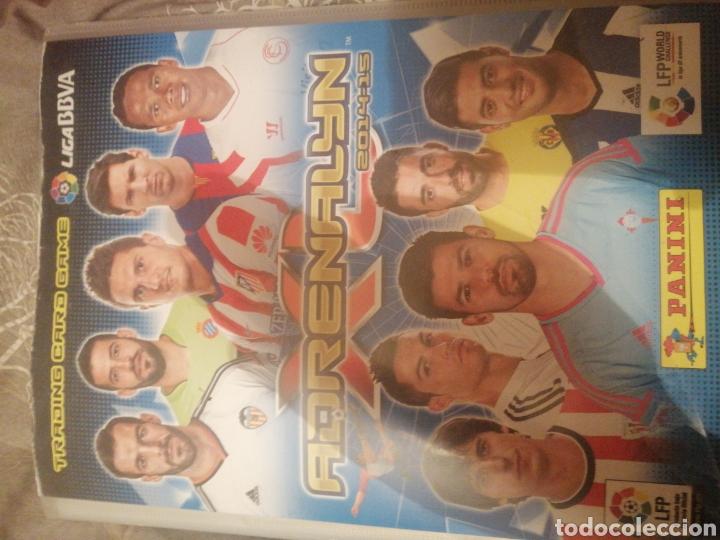 ALBUN MAS DE LA MITAD (Coleccionismo Deportivo - Álbumes y Cromos de Deportes - Álbumes de Fútbol Incompletos)