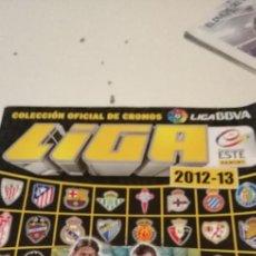 Coleccionismo deportivo: G-90 ALBUM ESTE PANINI FUTBOL 2012 2013 12 13 MAL ESTADO PARA APROVECHAR CROMOS. Lote 223406091