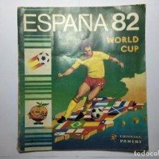 Coleccionismo deportivo: ALBUM ESPAÑA 82 DE PANINI. Lote 223629190