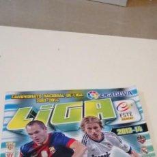 Coleccionismo deportivo: G-49 ALBUM ESTE PANINI FUTBOL 2013 2014 13 14 VACIO SIN CROMOS. Lote 223638341