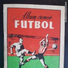 Coleccionismo deportivo: ÁLBUM CROMOS ORIGINAL MUY BIEN FÚTBOL ARGA 1953-1954 95% COMPLETO 53-54 PRIMERA DIVISIÓN. Lote 224111308