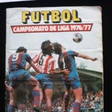 Coleccionismo deportivo: ALBUM MUY COMPLETO LIGA ESTE 1976 1977 LEER DESCRICION -12. Lote 224635348