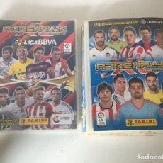 Coleccionismo deportivo: LOTE DE ALBUNES ADRENALIYN. Lote 224915315