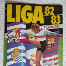 Coleccionismo deportivo: TAPAS DE ALBUM DE CROMOS EDICIONES ESTE LIGA 82 83 1982 1983. Lote 225982667