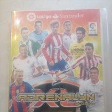 Coleccionismo deportivo: ADRENALYN ALBUM TRADING CARD GAME 2016-17 LA LIGA SANTANDER.. Lote 226845042