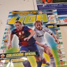 Coleccionismo deportivo: G-59 ALBUM DE FUTBOL ESTE PANINI 2013 2014 13 14 VER FOTOS PARA ESTADO Y CROMOS. Lote 228514671