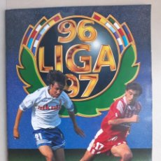 Coleccionismo deportivo: ALBUM LIGA ESTE 1996 1997 INCOMPLETO 332 CROMOS LEER DESCRIPCION E IMAGENES DE TODO. Lote 229684610