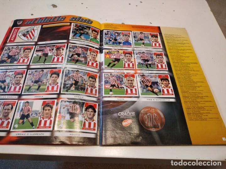 Coleccionismo deportivo: G-59 ALBUM ESTE LIGA FUTBOL 2006 2007 06 07 VER FOTOS PARA ESTADO Y CROMOS - Foto 4 - 229912890