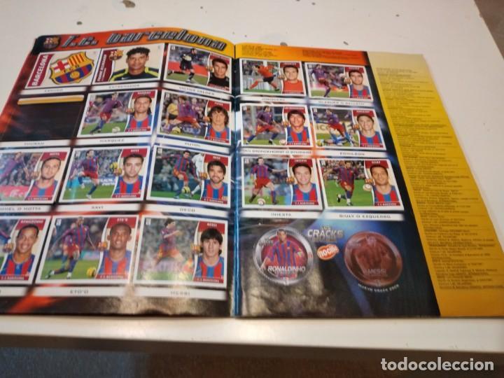 Coleccionismo deportivo: G-59 ALBUM ESTE LIGA FUTBOL 2006 2007 06 07 VER FOTOS PARA ESTADO Y CROMOS - Foto 6 - 229912890