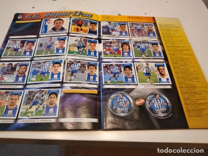Coleccionismo deportivo: G-59 ALBUM ESTE LIGA FUTBOL 2006 2007 06 07 VER FOTOS PARA ESTADO Y CROMOS - Foto 9 - 229912890