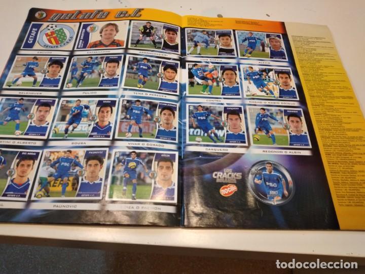 Coleccionismo deportivo: G-59 ALBUM ESTE LIGA FUTBOL 2006 2007 06 07 VER FOTOS PARA ESTADO Y CROMOS - Foto 11 - 229912890