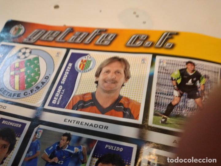 Coleccionismo deportivo: G-59 ALBUM ESTE LIGA FUTBOL 2006 2007 06 07 VER FOTOS PARA ESTADO Y CROMOS - Foto 12 - 229912890