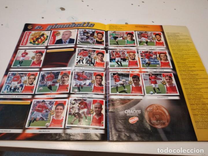 Coleccionismo deportivo: G-59 ALBUM ESTE LIGA FUTBOL 2006 2007 06 07 VER FOTOS PARA ESTADO Y CROMOS - Foto 13 - 229912890
