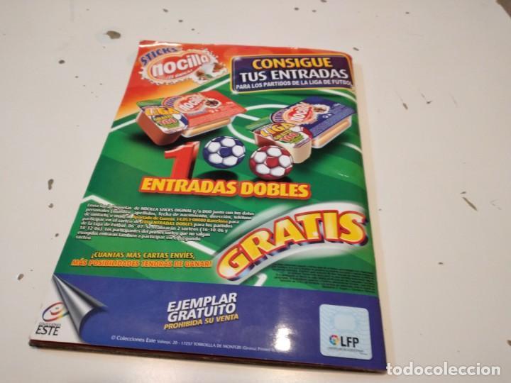 Coleccionismo deportivo: G-59 ALBUM ESTE LIGA FUTBOL 2006 2007 06 07 VER FOTOS PARA ESTADO Y CROMOS - Foto 30 - 229912890