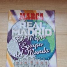 Coleccionismo deportivo: REAL MADRID - EL MEJOR EQUIPO DEL MUNDO - LOS 20 PARTIDOS DE LA LEYENDA BLANCA. Lote 230247275