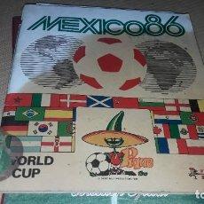 Coleccionismo deportivo: MARADONA EN EL ALBUM MÉXICO 86 DE PANINI. Lote 230417885
