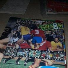 Coleccionismo deportivo: MARADONA EN EL ALBUM DEL MUNDIAL 1982 DE DANONE. Lote 230419975