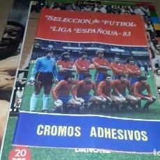 Coleccionismo deportivo: ALBUM VACIO Y NUEVO LIGA 1982-83. Lote 230421205