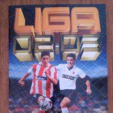 Coleccionismo deportivo: ALBUM FUTBOL LIGA 2002-2003 INCOMPLETO 420 CROMOS.. Lote 231707910