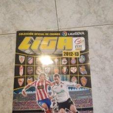 Coleccionismo deportivo: ÁLBUM LIGA ESTE 12 13 - 140 CROMOS APROX. + 44 CROMOS DE CHICLES.. Lote 232854537