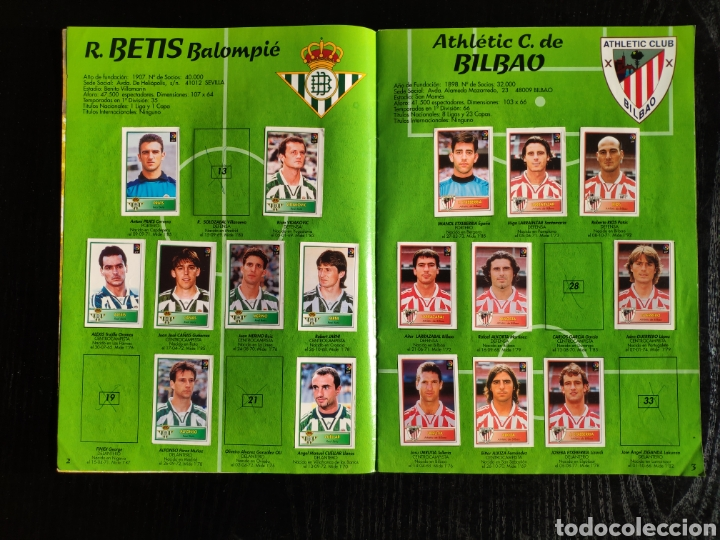 Coleccionismo deportivo: Álbum bollycao incompleto Liga 97-98 - Foto 4 - 233386165