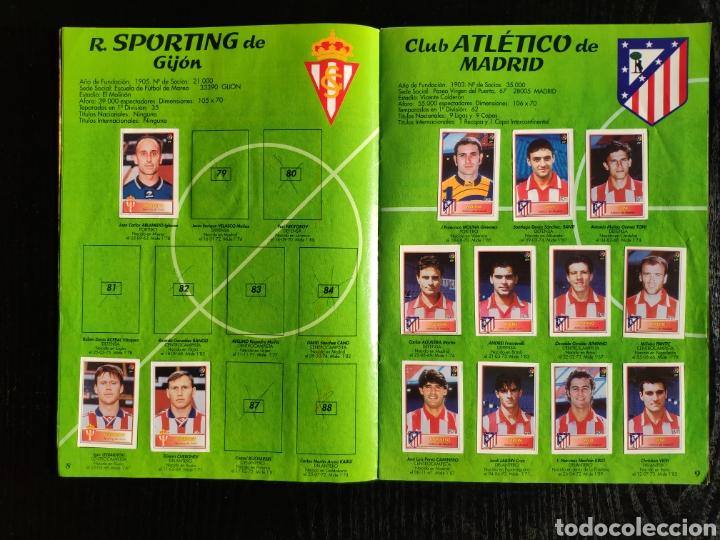 Coleccionismo deportivo: Álbum bollycao incompleto Liga 97-98 - Foto 7 - 233386165