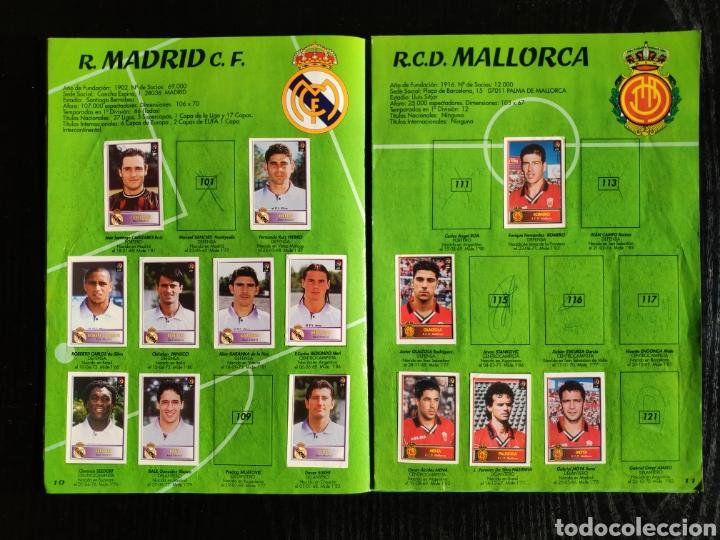 Coleccionismo deportivo: Álbum bollycao incompleto Liga 97-98 - Foto 8 - 233386165