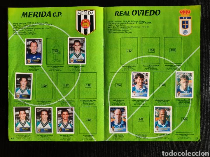 Coleccionismo deportivo: Álbum bollycao incompleto Liga 97-98 - Foto 9 - 233386165