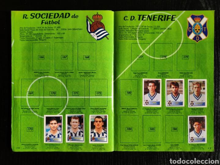 Coleccionismo deportivo: Álbum bollycao incompleto Liga 97-98 - Foto 12 - 233386165